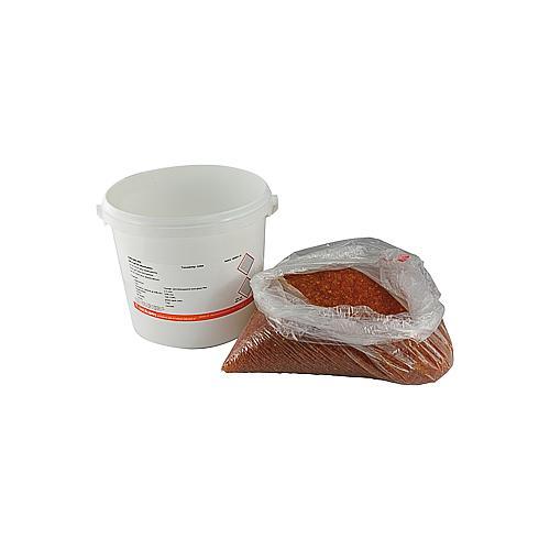 Gel de silice orange pour dessiccateur