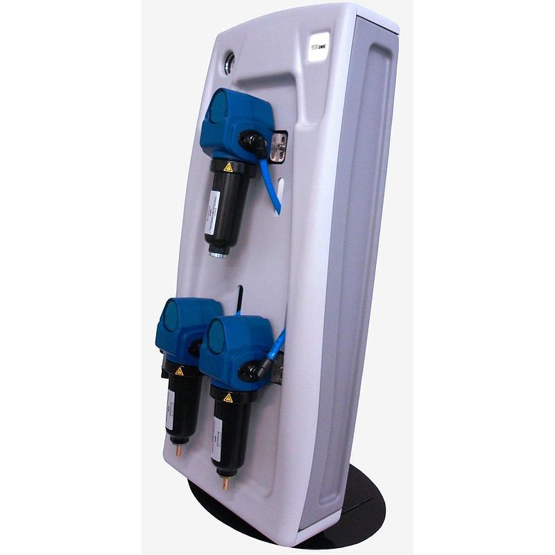 Générateur d'azote Mini Whisper - VICI DBS