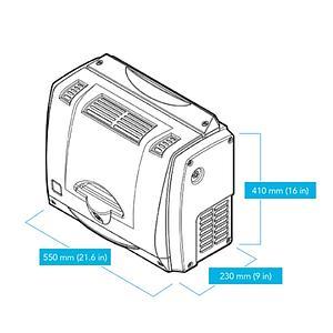 Générateur Ultra Air Zéro GT Plus 6000 - 6 l/min - VICI DBS