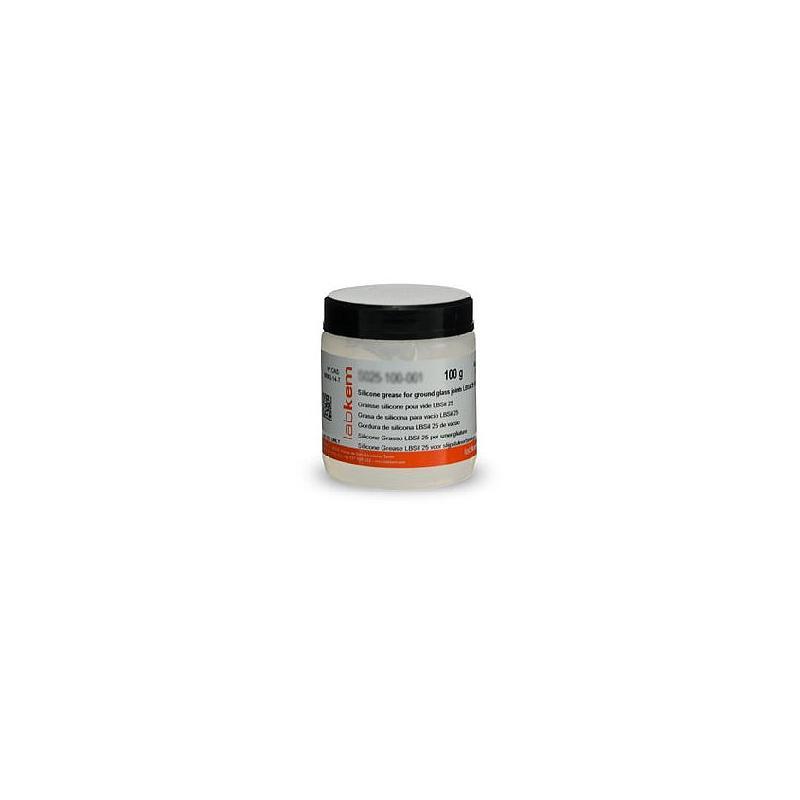 Graisse silicone pour vide 100g -  LBSil 25
