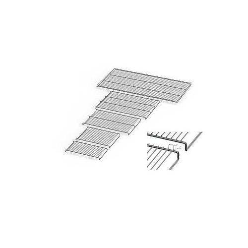 Grille acier inoxydable électropolie - Pour modèles 110 & 160 - Memmert