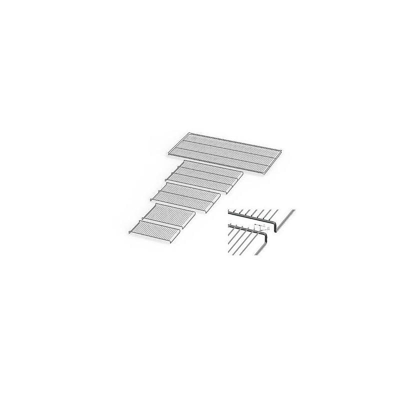 Grille acier inoxydable électropolie - Pour modèles 50, 55 & 75 - Memmert