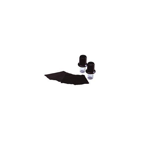 HI 731318 - Lingettes de nettoyage pour cuvettes de mesure (Lot de 4) - Hanna