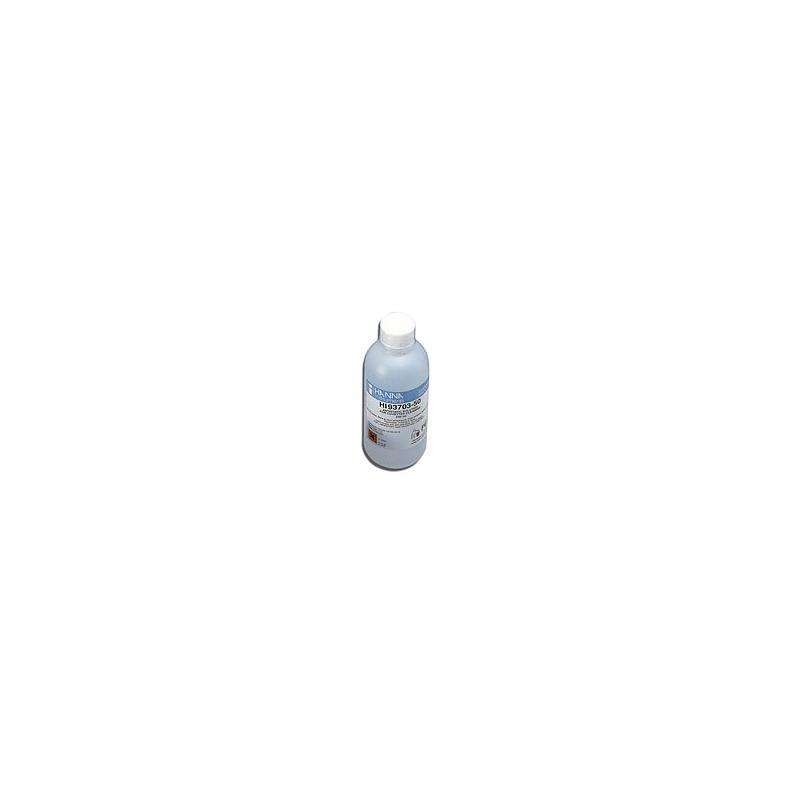 HI 93703-50 - Solution de nettoyage pour cuvettes de mesure, 230 ml - Hanna