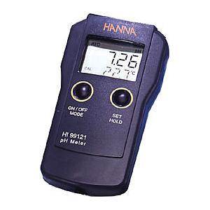 HI 99121 - pH mètre électronique pour les sols - Hanna