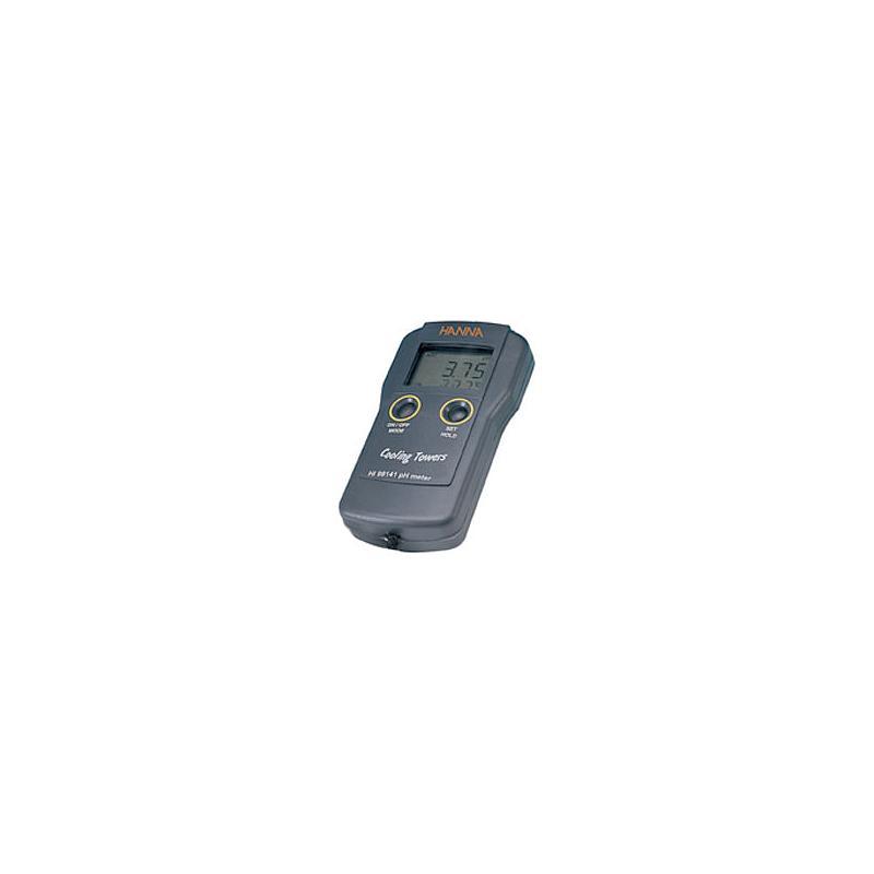 HI 99141 - pH mètre électronique pour chaudières et tours de refroidissement - Hanna