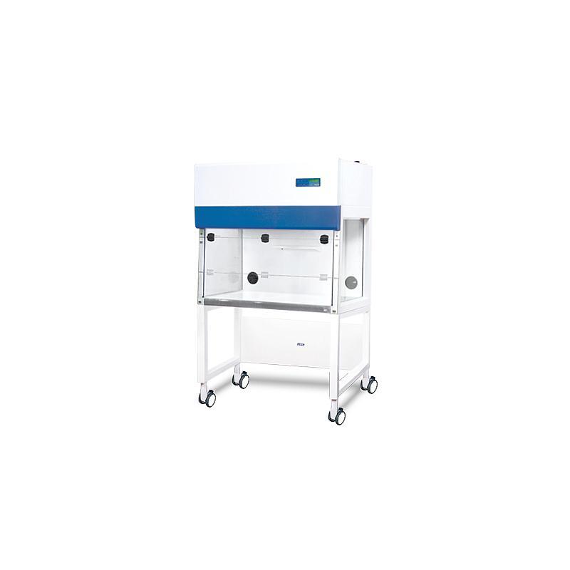 Hotte à flux laminaire vertical pour technique d'amplification Airstream PCR 3-A