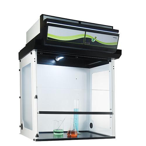 Hotte chimique à filtration (ETRAF) CAPTAIR 392 Smart Nue - Erlab