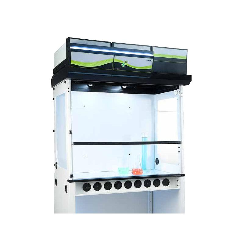 Hotte chimique à filtration (ETRAF) CAPTAIR 483 Smart Nue - Erlab