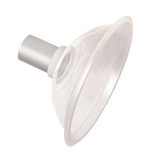 Hotte coupole Ø 350mm - Pour Ø 75mm - Fumex