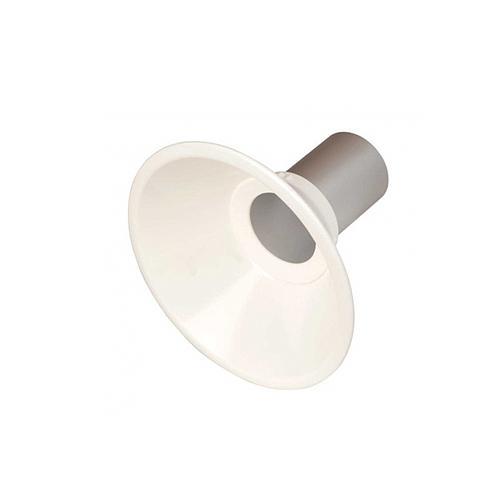 Hotte métal avec éclairage LED Ø 250mm - TERFU - Fumex