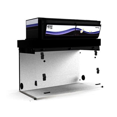 Hotte PCR CaptairBio 391 Smart + filtre particulaire HEPA H14 - Erlab