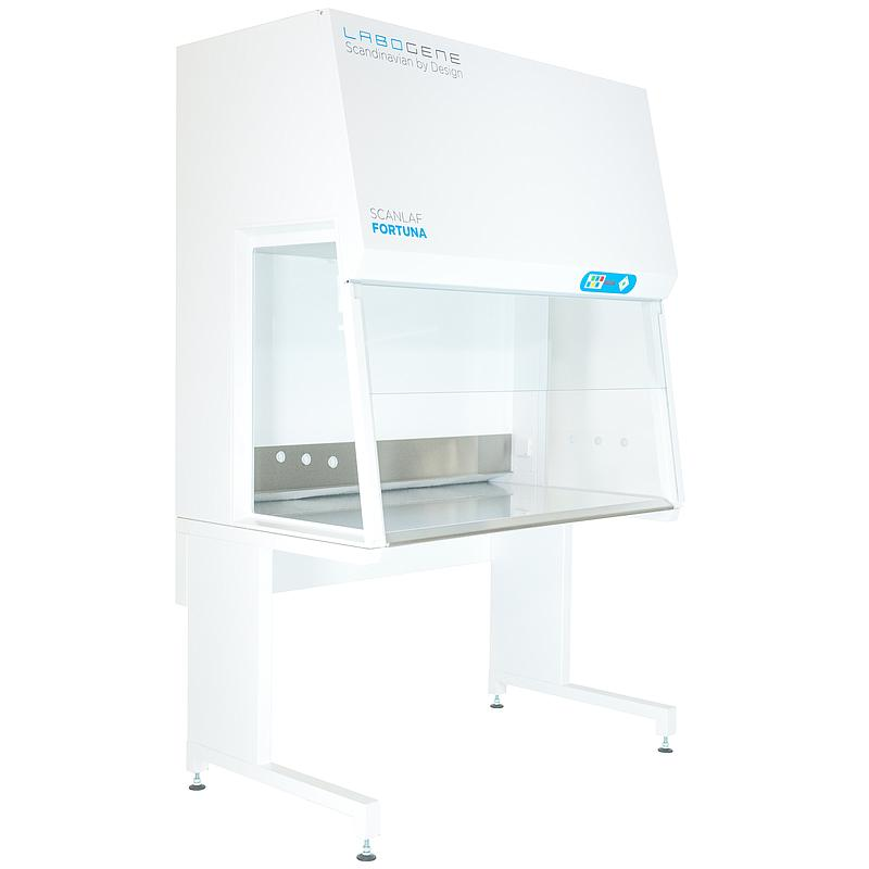 Hotte stérile à flux laminaire vertical Fortuna Clean Bench l 1200mm – Labogene