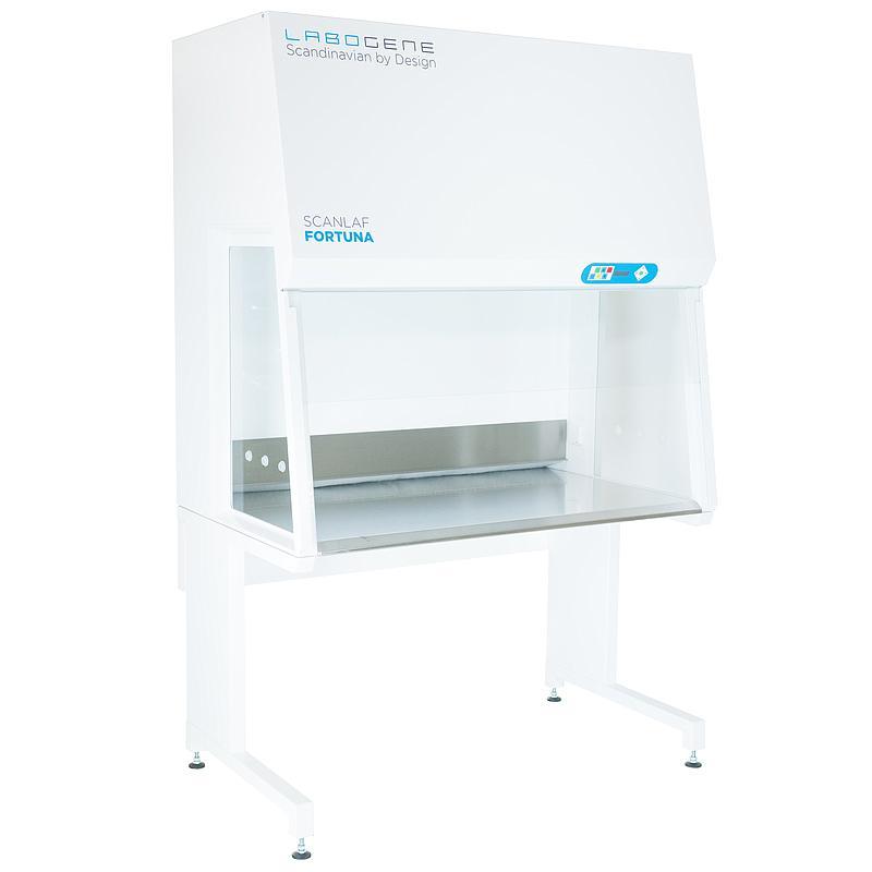 Hotte stérile à flux laminaire vertical Fortuna Clean Bench l 1500mm – Labogene