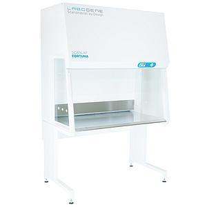 Hotte stérile à flux laminaire vertical Fortuna Clean Bench l 900mm – Labogene