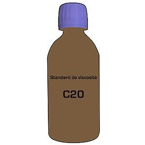 Huile étalon de viscosité - Standard C20 - Byk Gardner