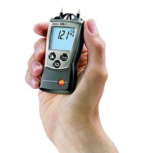 Hygromètre 606-1 : mesure de l'humidité du bois et des matériaux