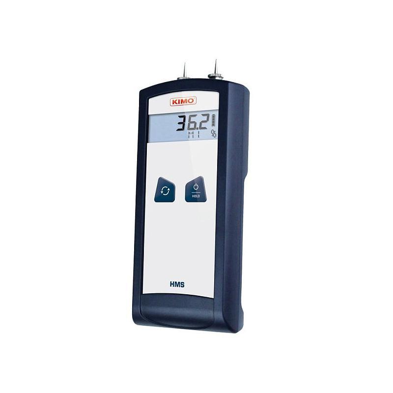 Hygromètre HMS : mesure de l'humidité du bois et des matériaux - KIMO