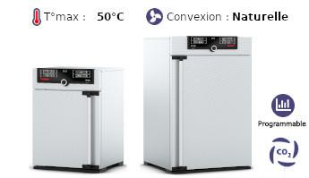 Incubateur à CO2 Memmert ICOmed