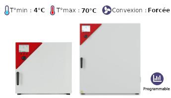 Incubateur réfrigéré de laboratoire Binder KT