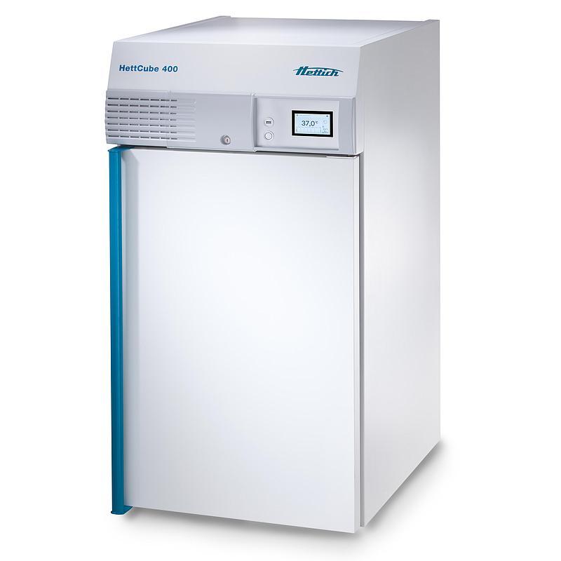 Incubateur réfrigéré HettCube 400R - Hettich