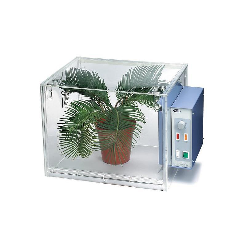 Incubateur transparent - Contrôleur analogique - Stuart