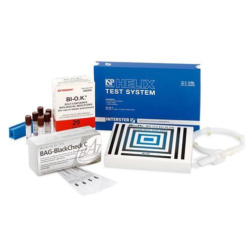 Indicateur chimique Black Check pour stérilisateurs - 250 pièces - Midmark