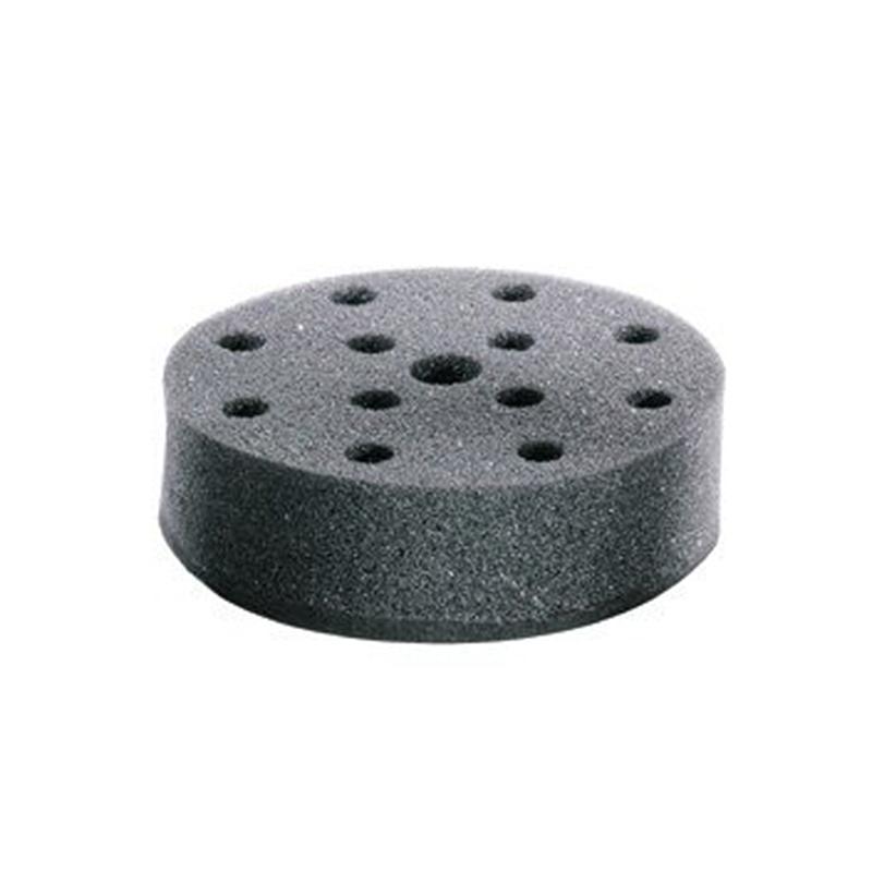Insert perforé pour 12 tubes Ø 12 mm