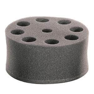 Insert perforé pour 8 tubes Ø 20 mm