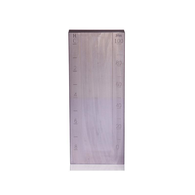 Jauge de finesse de broyage - Grindomètre - 0-100 µm