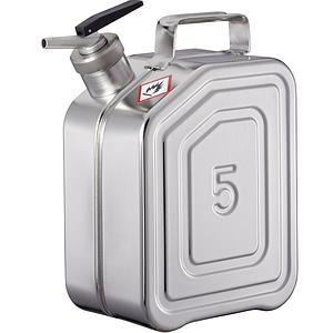 Jerrican de sécurité 05KD - 5L - Bec doseur - Rötzmeier