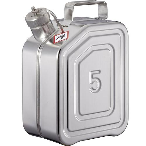 Jerrican de sécurité 05KT - 5L - Bouchon fileté 1 ½