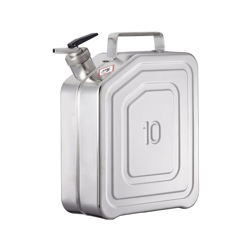 Jerrican de sécurité 10KD - 10L - Bec doseur - Rötzmeier