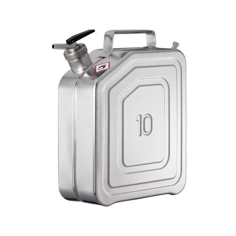 Jerrican de sécurité 10KZ - 10L - Bec doseur 1 ½