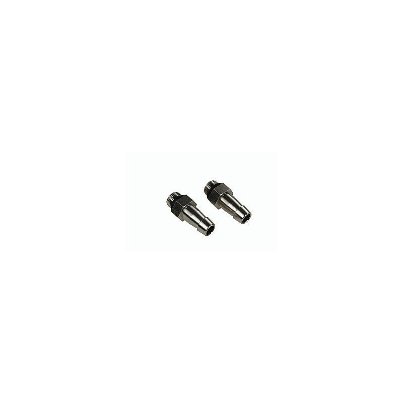 JUL-8970460 - 2 cannules pour tuyaux Ø int. 8 mm, M10x1