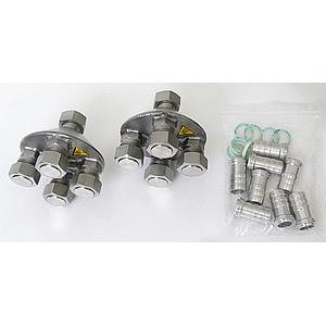 JUL-8970522 - Répartiteur en 4 (2 pièces), G3/4