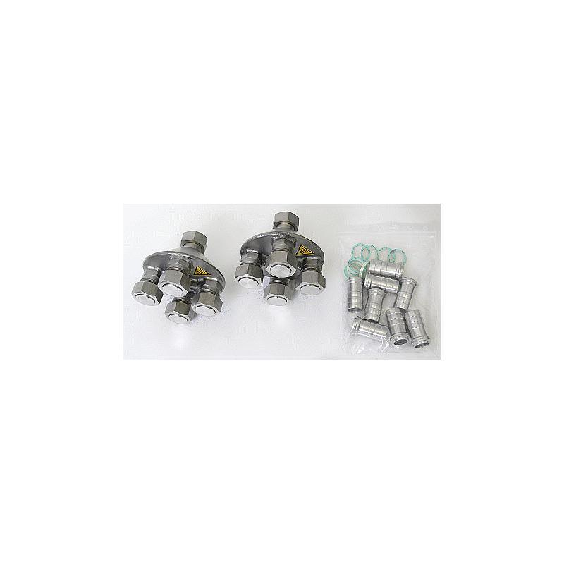 JUL-8970524 - Répartiteur en 4 (2 pièces), G 1 1/4