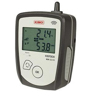 KH-60-AO-RF - Enregistreur d'humidité relative et de température radio - Kimo