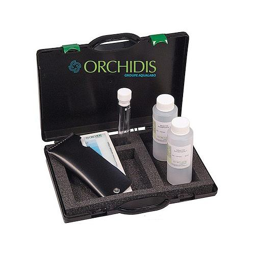 Kit colorimétrique - Nitrates 0 - 50 mg/l - Orchidis
