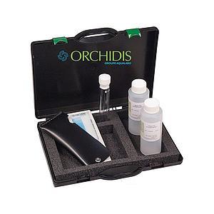 Kit colorimétrique - Phosphates 0.7 - 13.4 mg/l et 6 - 80 mg/l - Orchidis