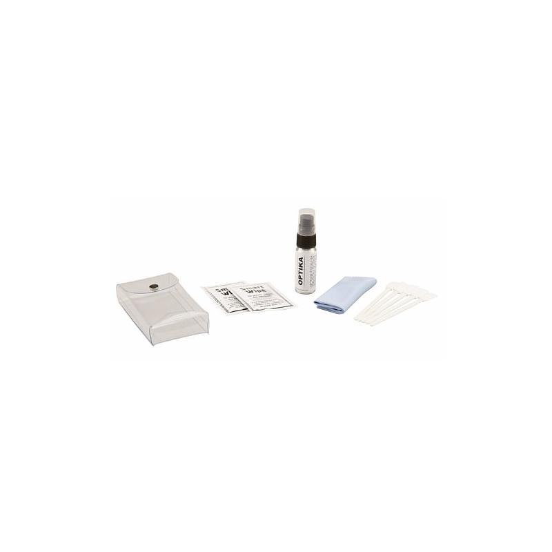 Kit de nettoyage pour microscope - Optika