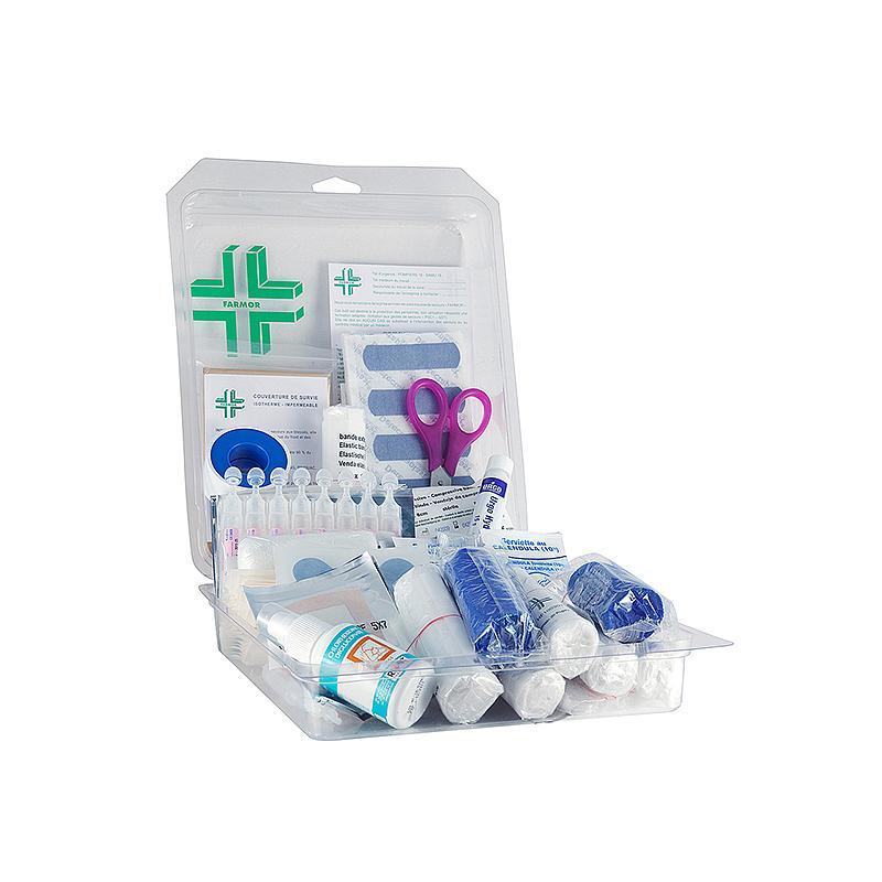 Kit de réassort pour armoire à pharmacieALIMENTAIRE de 10 à 20 personnes
