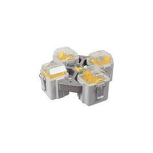 Kit rotor libre 4 places + 4 nacelles rectangulaires + 4 adaptateurs tubes Falcon 23 x 15 ml
