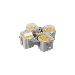 Kit rotor libre 4 places + 4 nacelles rectangulaires + 4 adaptateurs tubes Falcon 8 x 50 ml