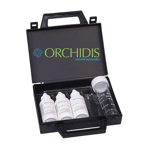 Kit titrimétrique à goutte - alcalinité TA/TAC - Orchidis