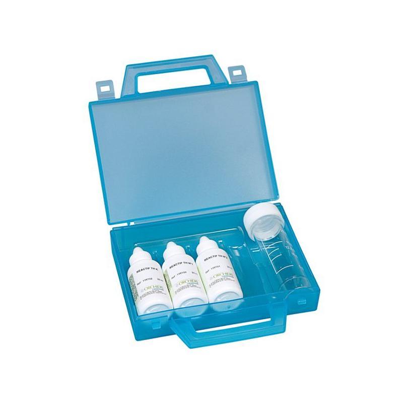 Kit titrimétrique à goutte - Chlorures 10 - 400 mg/l - Orchidis