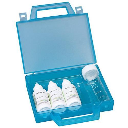 Kit titrimétrique à goutte - Chlorures 200 - 1000 mg/l - Orchidis
