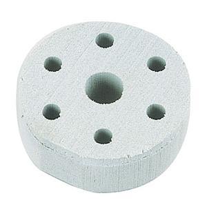 L001850 - Insert pour 6 tubes Ø 12 mm