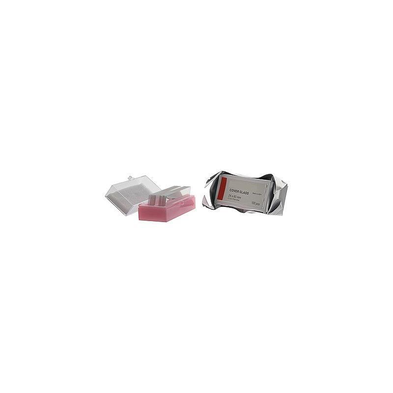 Lamelle standard line 24 x 40 mm - boite de 100