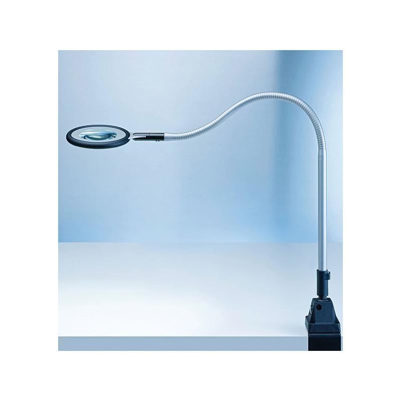 Lampe Waldmann - Lampe loupe Ring LED